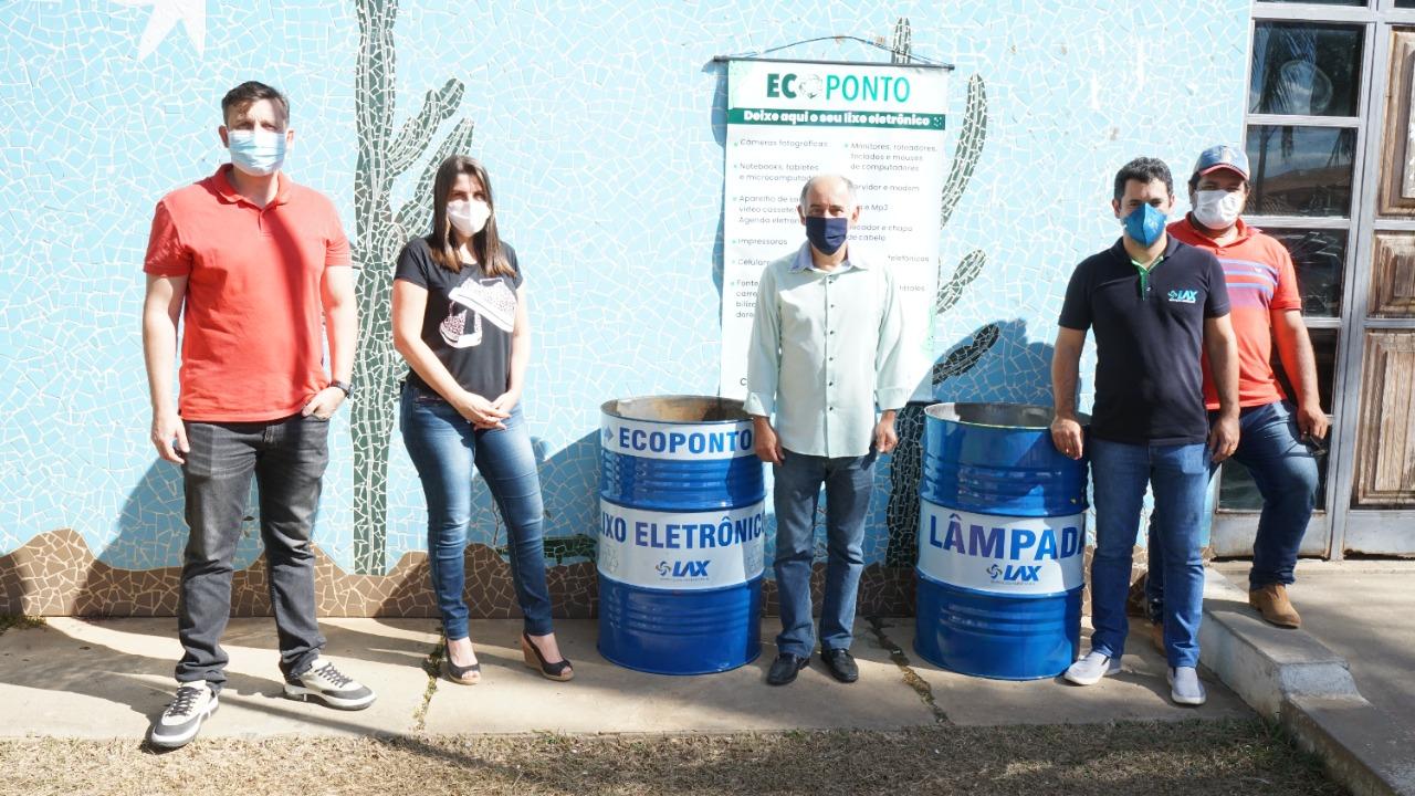 Codanorte implanta logística reversa em municípios no Norte de Minas